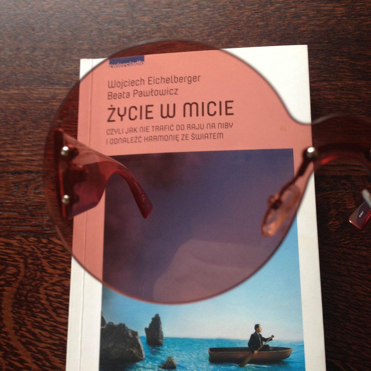 Życie w miecie Wojciech Eichelberger książka i jej krótki opis