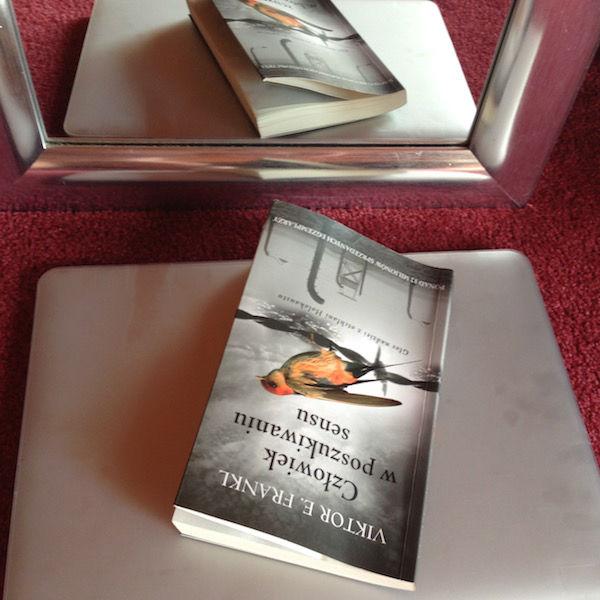 Lustro i Książka Victor E. Frankl Człowiek w poszukiwaniu sensu