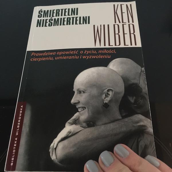 blog Gestalt - Śmiertelni NIeśmiertelni Ken Wilber Biblioterapia