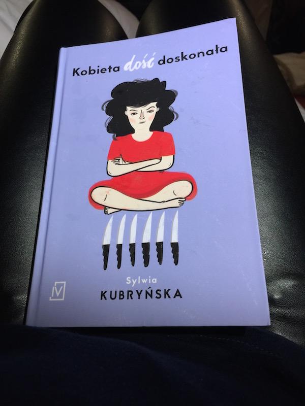 Kobieta dość doskonała Sylwia Kubryńska