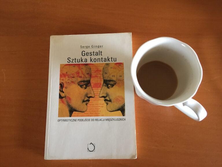 Książka Gestalt sztuka kontaktu Serge Ginger