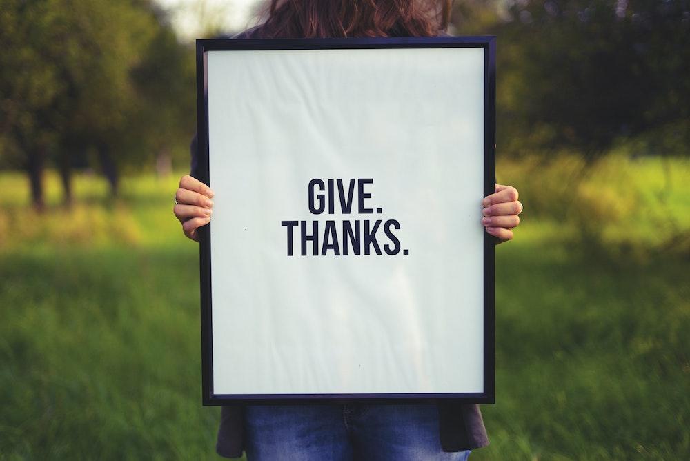 Wdzięczność - jak przetrwać w kwarantannie