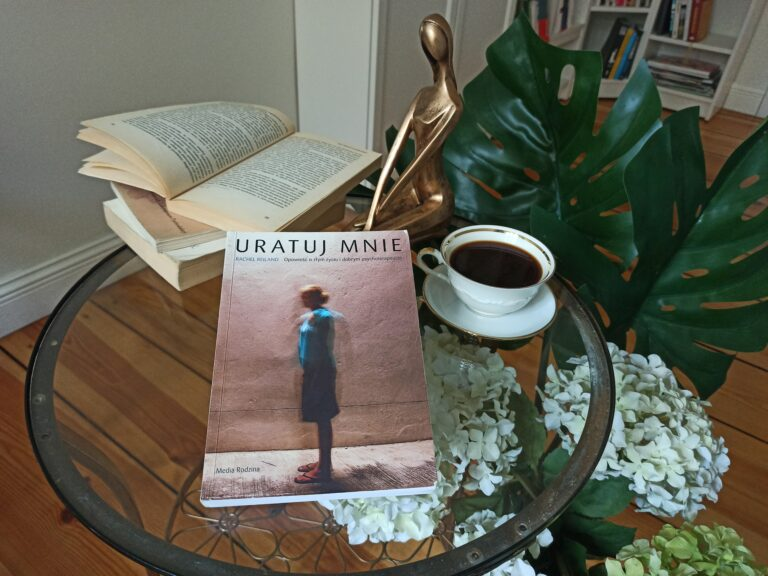 Uratuj mnie - recenzja książki Rachel Railand